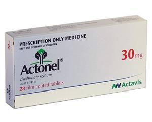 Acheter Actonel sans ordonnance