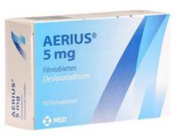 Acheter Aerius sans ordonnance