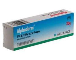 Acheter Alphaderm sans ordonnance