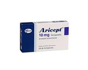 Acheter Aricept sans ordonnance