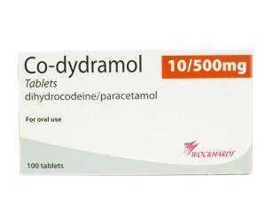 Acheter Co-Dydramol sans ordonnance