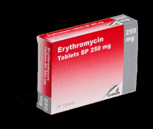 Acheter Erythromycine sans ordonnance